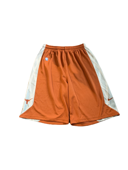 Kerwin Roach Texas Basketball Team Issued Practice Shorts (Size XL)