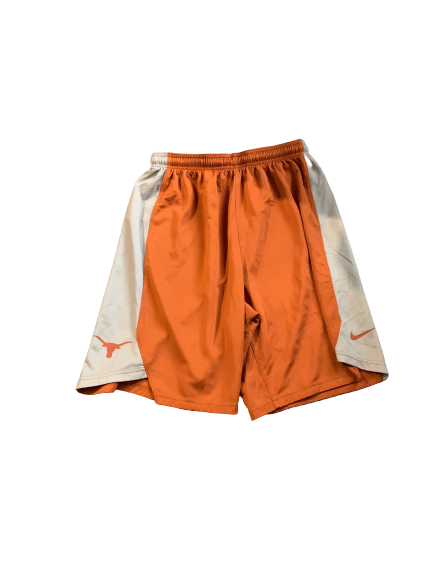 Kerwin Roach Texas Basketball Team Issued Practice Shorts (Size L)