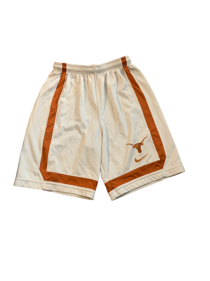 Kerwin Roach Texas Basketball Team Issued Practice Shorts (Size M)
