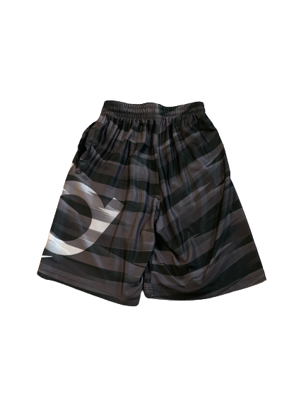 Kerwin Roach Texas Basketball Team Issued KD Shorts (Size M)