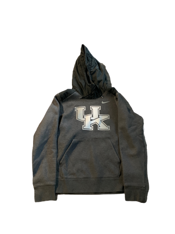David Bouvier Kentucky Team Issued Sweatshirt (Size M)