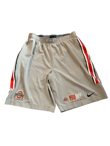 "Jalin Marshall Ohio State Team Exclusive ""Pro Day"" Short (Size L)"