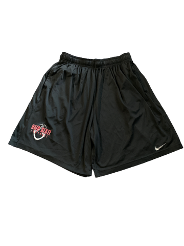 Jalin Marshall Ohio State Team Issued Shorts (Size XL)