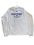 Jamal Wright High Point Basketball Long Sleeve Shirt (Size L)
