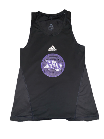 Jamal Wright High Point Basketball Tank (Size L)