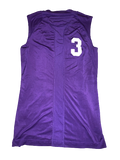Jamal Wright High Point Basketball Tank with Number on Back (Size M)