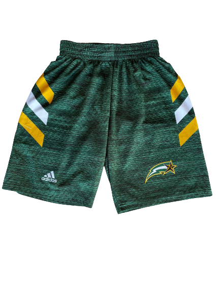 Jack Tempchin George Mason Team Exclusive Practice Shorts (Size S)