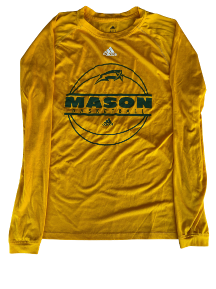 Jack Tempchin George Mason Long Sleeve Shirt (Size M)