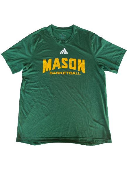 Jack Tempchin George Mason Workout Shirt (Size M)