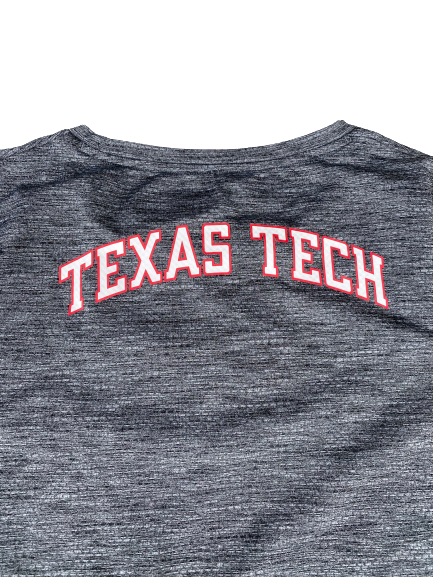 Monica Robinson Daly Texas Tech Long Sleeve Shirt (Size S)