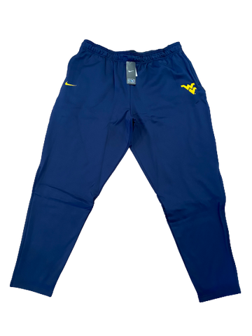 Austin Kendall West Virginia Football Sweatpants (New With Tags)(Size XXXL)
