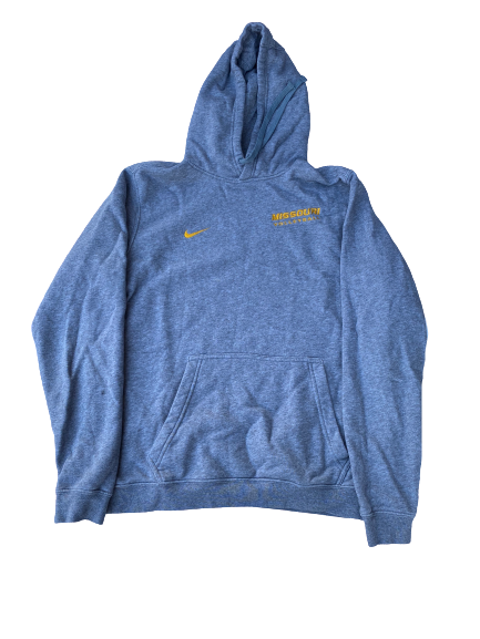 Annika Gereau Missouri Volleyball Nike Sweatshirt (Size Men's M)