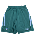 Dylan Haines New York Jets Team Issued Workout Shorts (Size L)