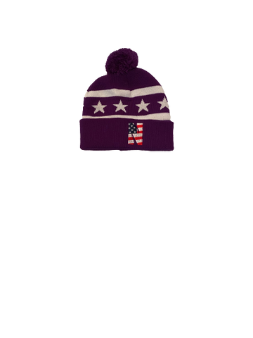 "Alex Miller Northwestern Football ""Memorial Day"" Beanie Hat"