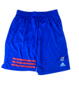 Udoka Azubuike Kansas Basketball Workout Shorts (Size XXLT)