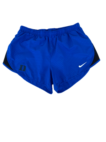 Imani Dorsey Duke Soccer Team Issued Workout Shorts (Size Women's M)