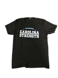 "Myles Dorn UNC Player Exclusive ""CAROLINA STRENGTH Power Clean Club "" T-Shirt (Size XL)"