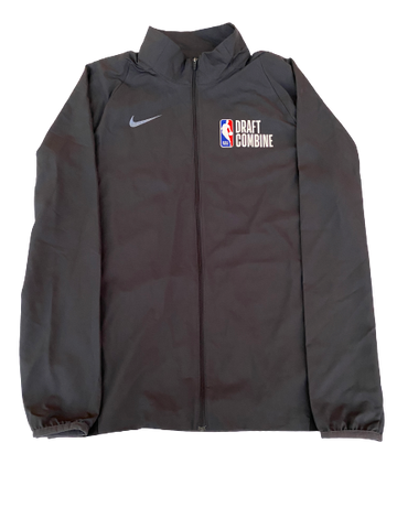 Desmond Bane Player Issued NBA Combine Full-Zip Jacket (Size L)