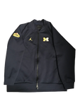 Nolan Ulizio Michigan Team Exclusive Jordan Outback Bowl Full-Zip Jacket (Size XXXL)