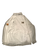 Nolan Ulizio Michigan Team Exclusive Outback Bowl Jordan Windbreaker Pullover (Size XXXL)