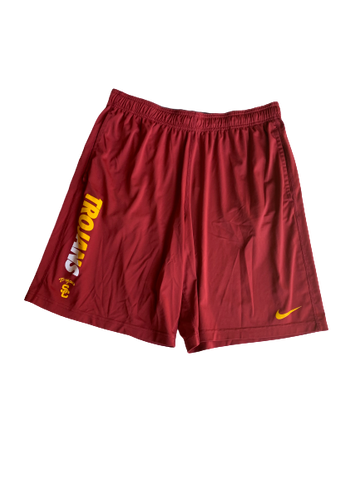 Jonah Mathews USC Nike Shorts (Size L)