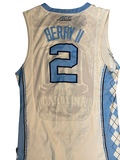 Joel Berry North Carolina 2015-2016 Game Worn Jersey (INCLUDING Final 4 & National Championship)