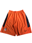 Nolan Bernat Illinois Football Team Issued Shorts (Size L)
