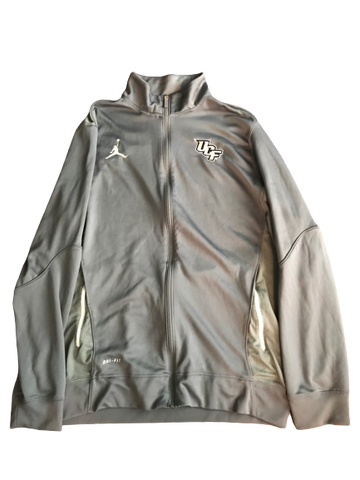 Tristan Reaves UCF Football Team Issued Jordan Jacket (Size XL)