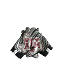 Kwame Etwi Texas A&M Team Exclusive Football Gloves (Size L)