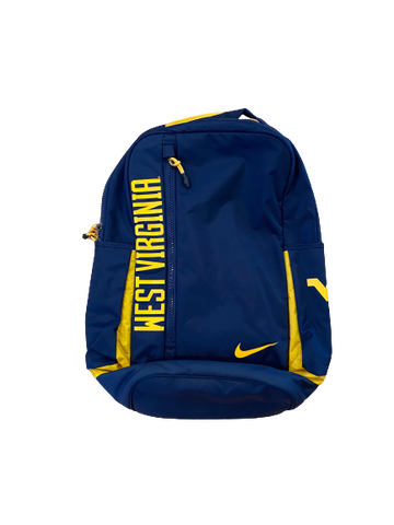 Austin Kendall West Virginia Football Nike Backpack