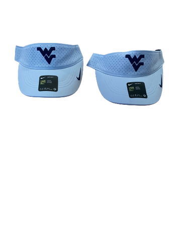 Austin Kendall West Virginia Nike Visors (Set of 2)(New With Tags)