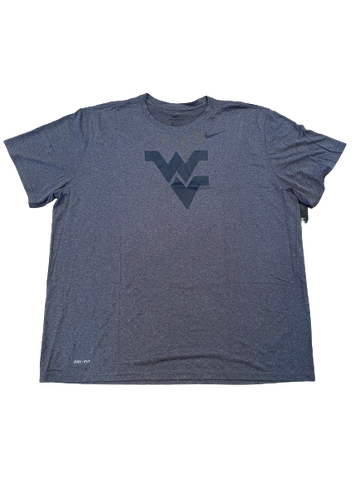 Austin Kendall West Virginia Football Nike T-Shirt (New With Tags)(Size XXXL)