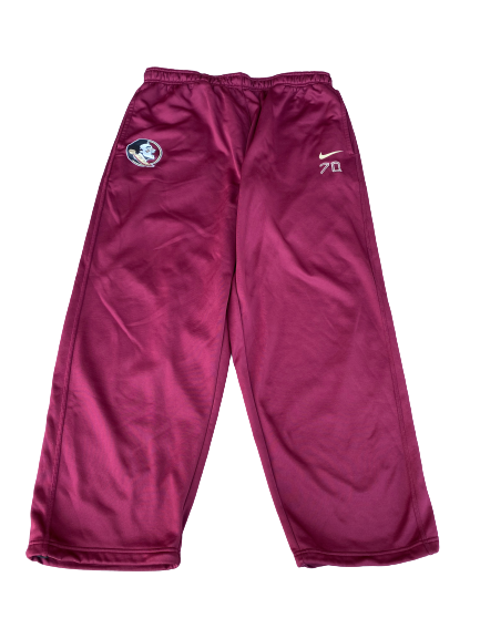 Cole Minshew Florida State Football Team Issued Sweatpants (Size XXXL)