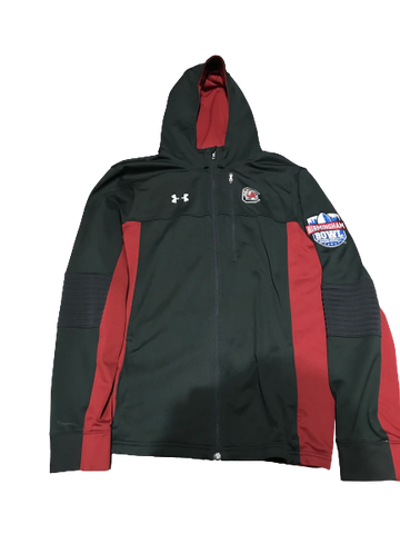 Mon Denson South Carolina Team Exclusive Birmingham Bowl Jacket (Size L)