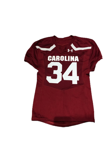 Mon Denson South Carolina Practice Jersey (Size L)