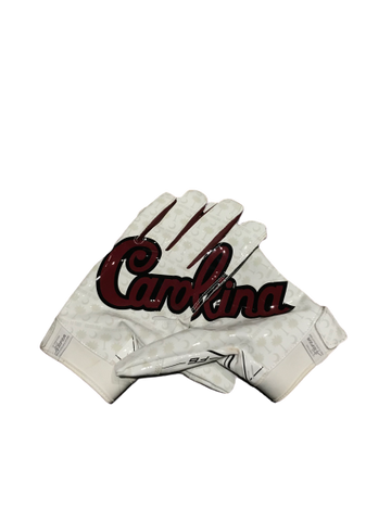 Mon Denson South Carolina Team Exclusive Football Gloves (Size XL)