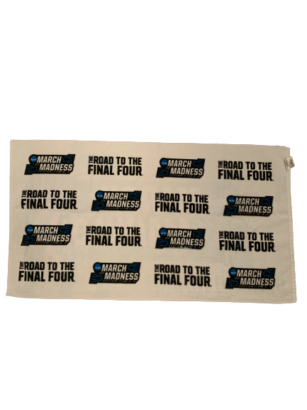 Nate Reuvers Exclusive 2021 March Madness Towel