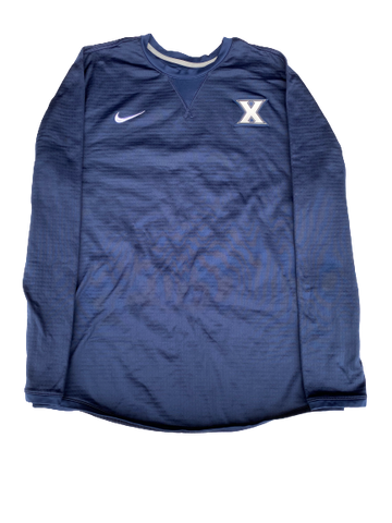 Naji Marshall Xavier Team Issued Thermal Long Sleeve (Size XL)