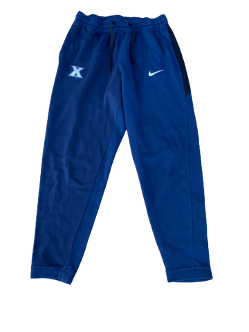 Naji Marshall Xavier Team Issued Sweatpants (Size XL)