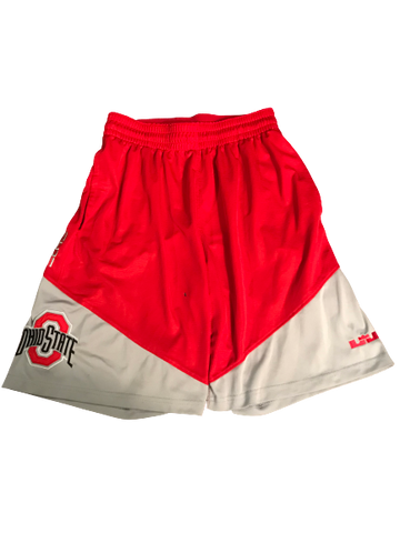 Dontre Wilson Ohio State Team Issued Shorts (Size L)
