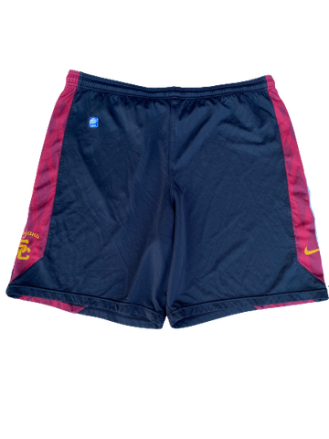 Byron Wesley USC (2) Two Pairs of Practice Shorts (Size XXL)