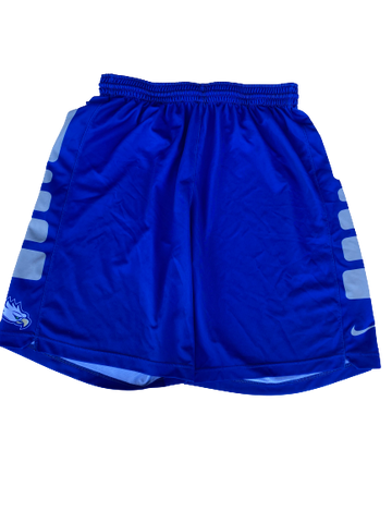 Tracy Hector Florida Gulf Coast Team Issued Practice Shorts (Size XL)