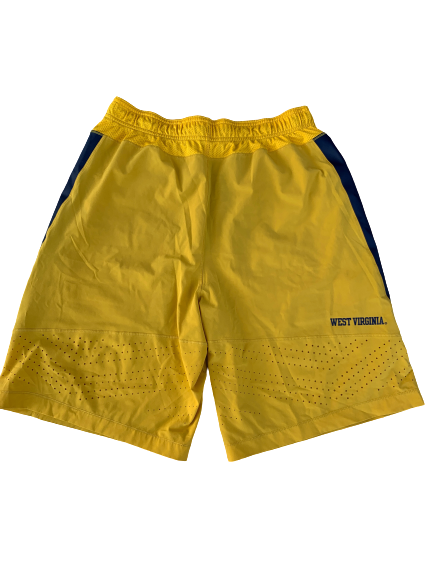 Ivan Gonzalez West Virginia Nike Shorts (Size L)
