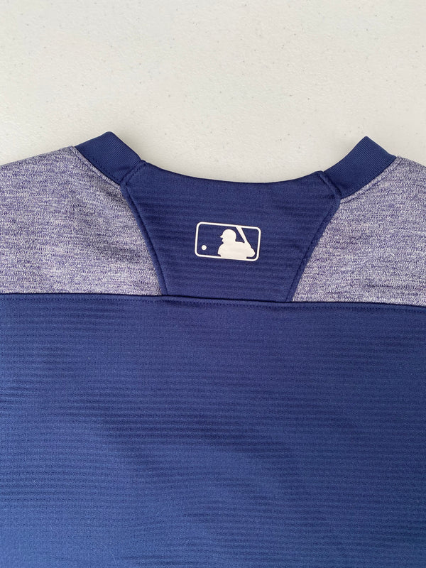 Nick Tanielu Houston Astros Long Sleeve Pullover (Size XL)