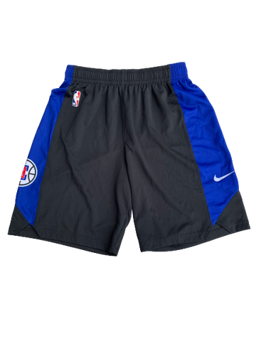 Bryce Brown Los Angeles Clippers Nike Practice Shorts (Size M)