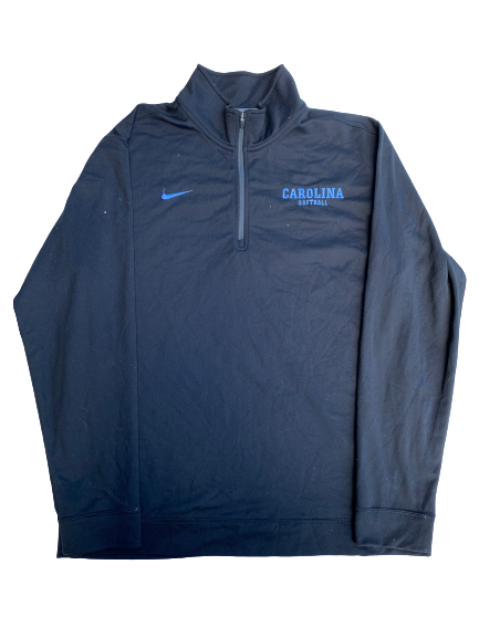 Jillian Ferraro UNC Softball 1/4 Zip (Size L)