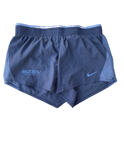 Annika Gereau Missouri Volleyball Nike Workout Shorts (Size Women's M)