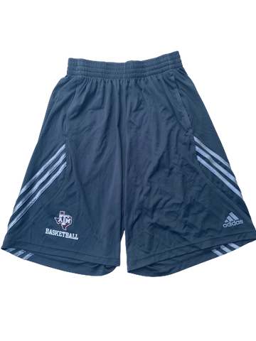 Duane Wilson Texas A&M Basketball Shorts (Size M)