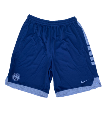 Jake Toolson BYU Basketball Nike Practice Shorts (Size L)