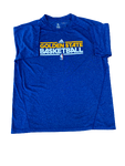 E.J. Singler Golden State Warriors Workout Shirt (Size L)
